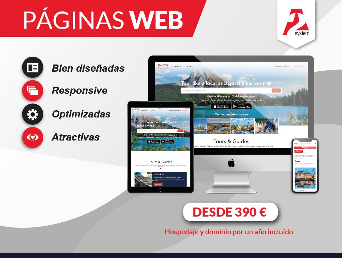 Percio del desarrollo de una pagina web