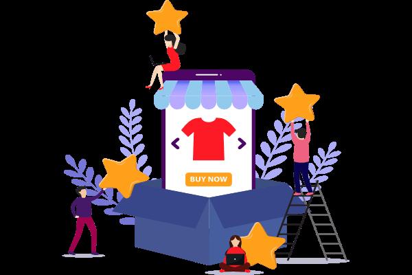mejoramiento de ranking para tiendas online / E-commerce