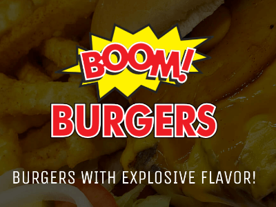 portafolio de boom burgers