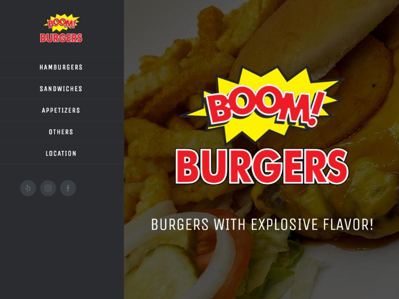 boom burgers home