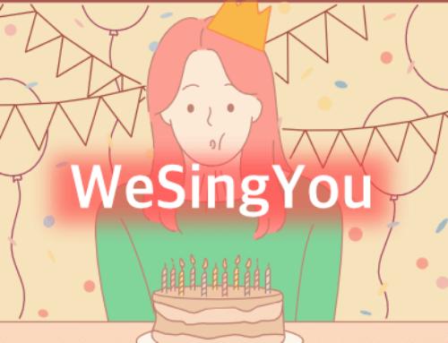 WeSingYou